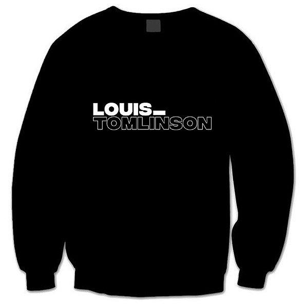 Moletom Louis Tomlinson – Logo 2