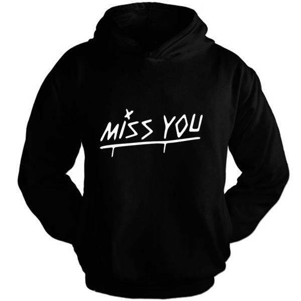 Moletom Louis Tomlinson – Miss You – Frente –
