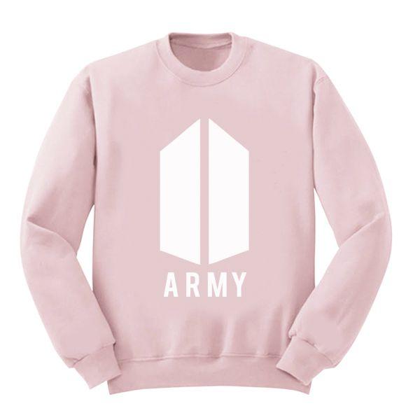Moletom BTS – ARMY –