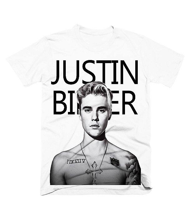 Camiseta Justin Bieber – 3