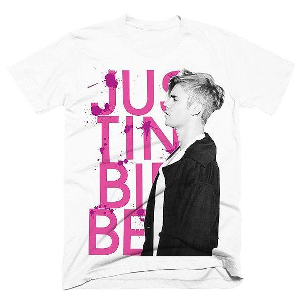 Camiseta Justin Bieber – 2
