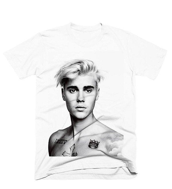 Camiseta Justin i-D Photoshoot 1