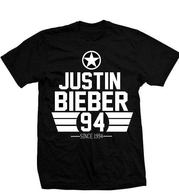 Camiseta Justin Bieber Since 1994