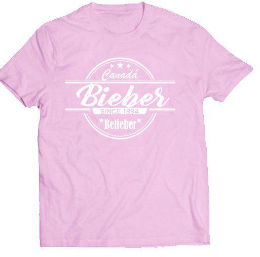 Camiseta Justin Bieber – Since Belieber