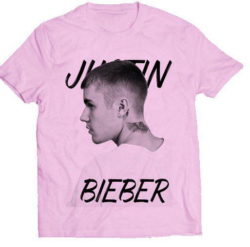 Camiseta Justin 2017 – 1
