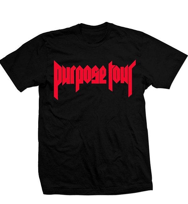 Camiseta Justin Purpose Tour 6