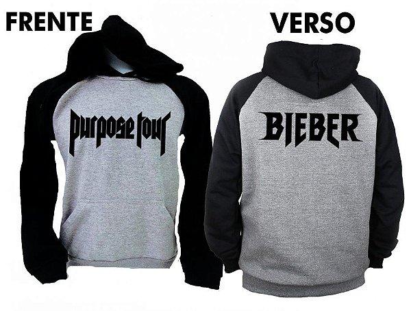 Moletom Raglan Purpose – Bieber