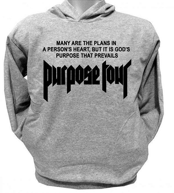 Moletom Justin – Purpose Tour 4