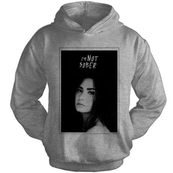 Moletom Demi Lovato – Sober