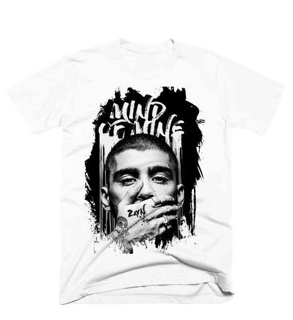 Camiseta Zayn Malik – Mind of Mine