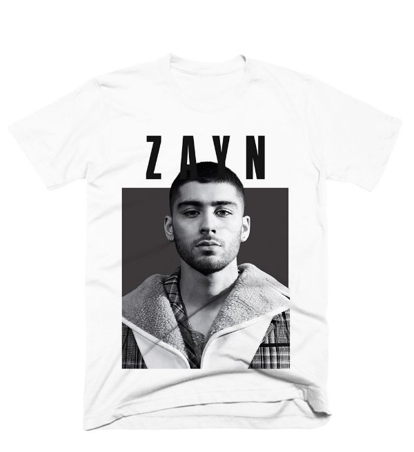 Camiseta Zayn Malik