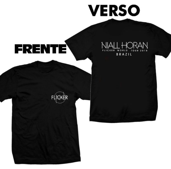 Camiseta Niall Horan – Flicker Tour – 03