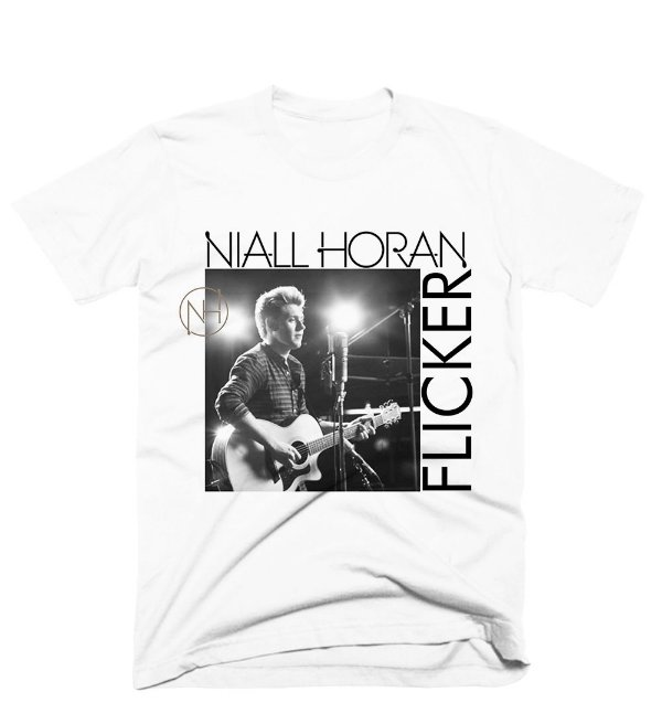 Camiseta Niall Horan Flicker Tour – 4