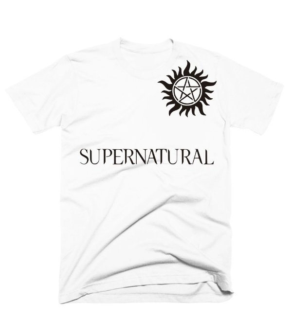 Camiseta SuperNatural – Tattoo