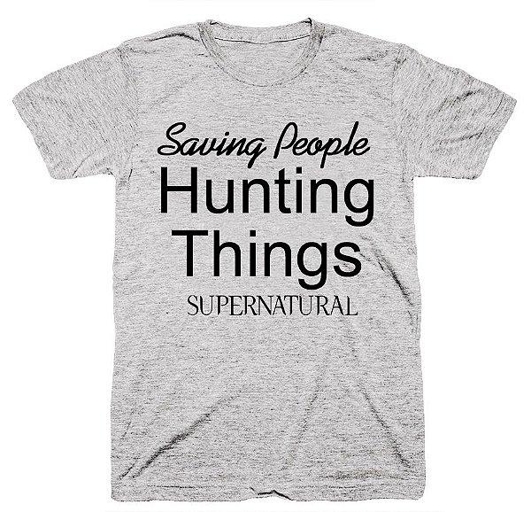 Camiseta SuperNatural – Saving People