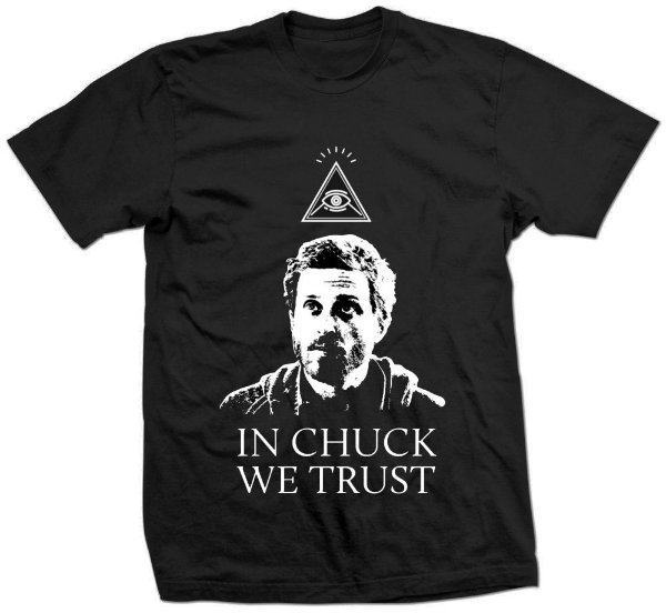 Camiseta SuperNatural – Chuck