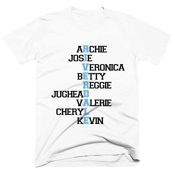 Camiseta Riverdale 1