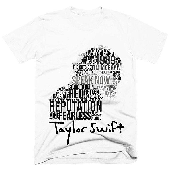 Camiseta Taylor Swift