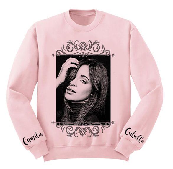 Moletom Rosa Camila Cabello 2