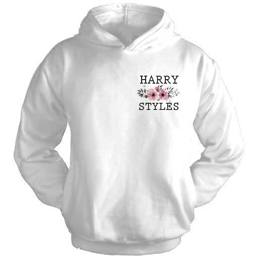 Moletom Harry S Branco 1