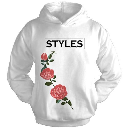Moletom Harry S Branco 3