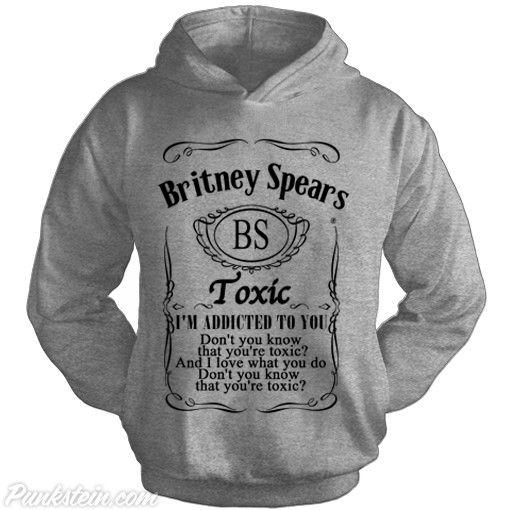 Moletom Britney - Toxic