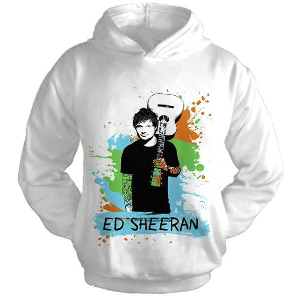 Moletom Ed Sheeran – Modelo 8