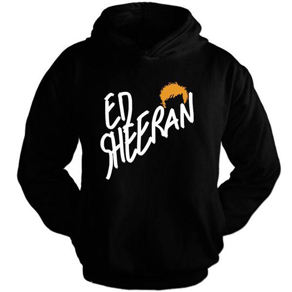 Moletom Ed Sheeran – Cabelo