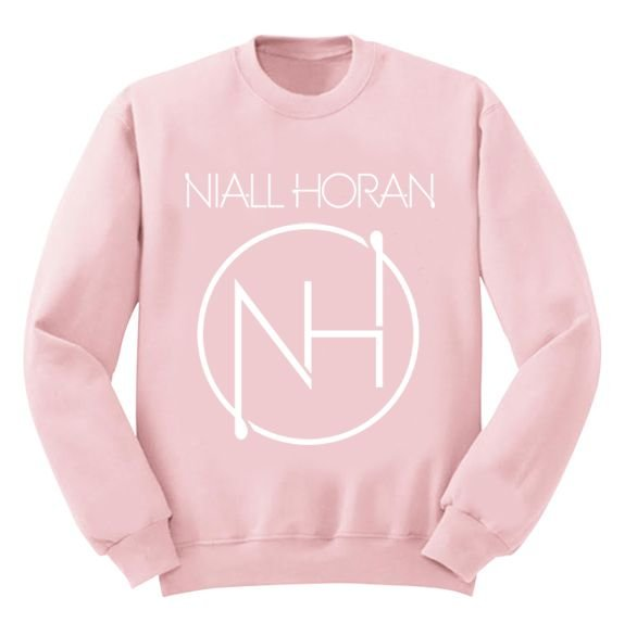 Moletom Rosa Niall Horan – Flicker Tour 1