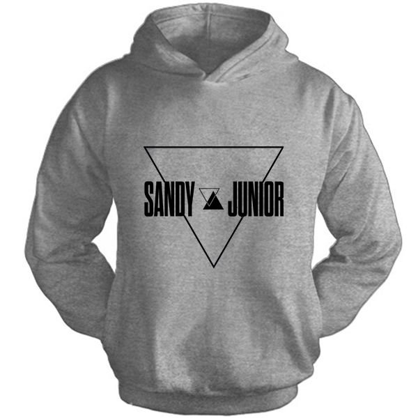 Moletom Sandy e Junior - Logo