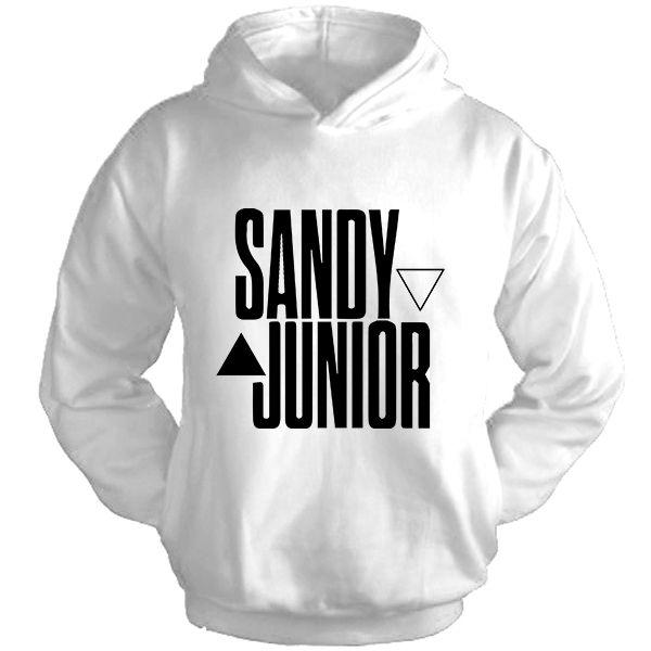 Moletom Sandy e Junior