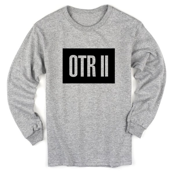 Camiseta Manga Longa Beyonce – OTR II