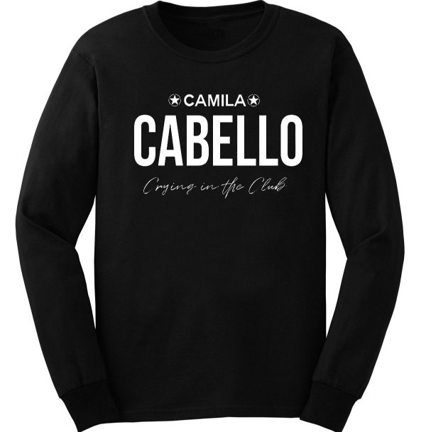 Manga Longa Camila Cabello – CITC