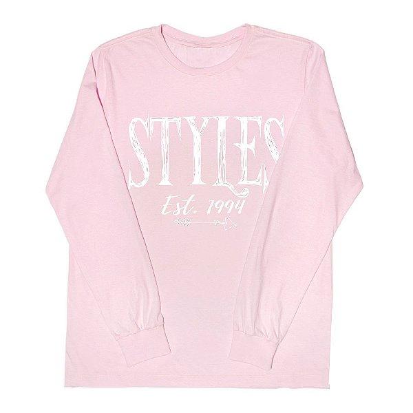 Camiseta Manga Longa – Harry Styles – Est 1994