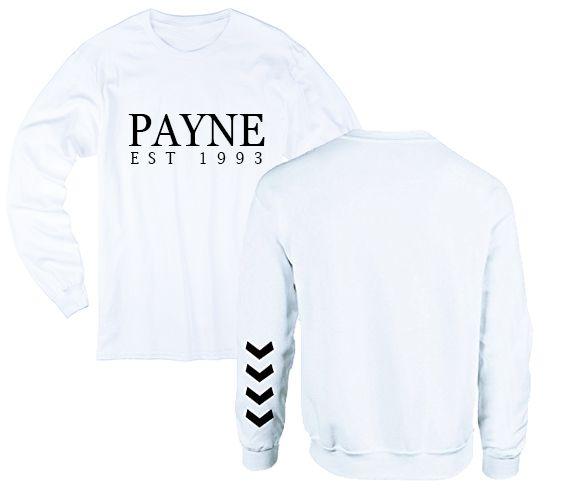 Camiseta Manga Longa Liam Payne Tattoo
