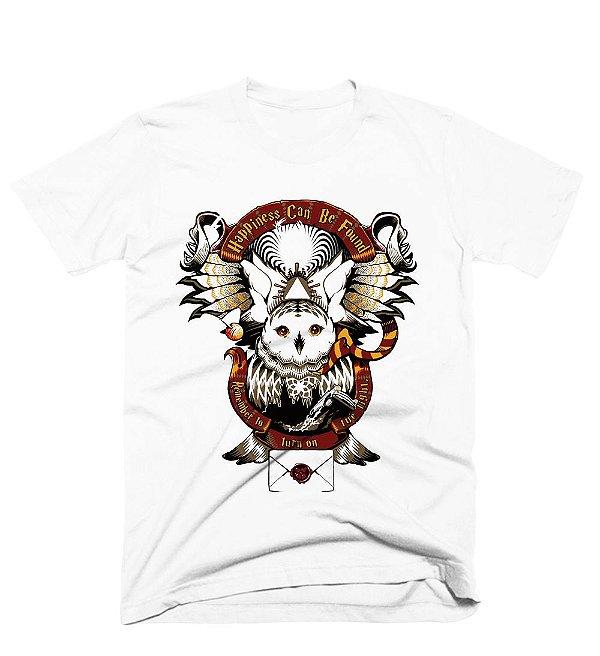 Camiseta Harry Potter -Edwiges