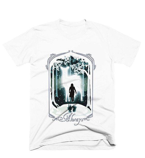 Camiseta Harry Potter – Severo Snape Always