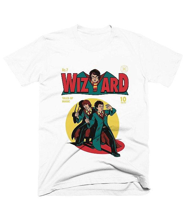 Camiseta Harry Potter – Quadrinhos