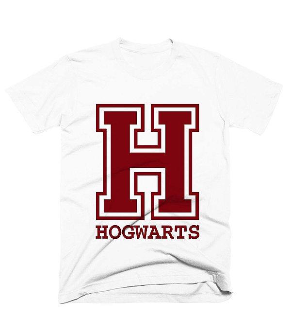 Camiseta Harry Potter – Hogwarts H