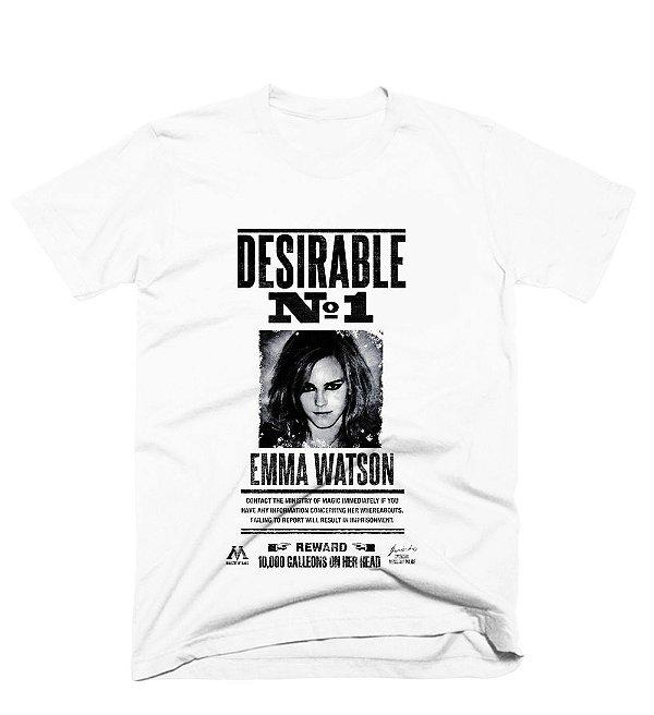 Camiseta Harry Potter – Emma Watson Procurada