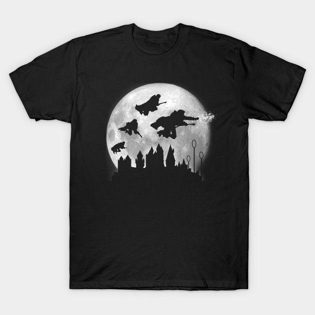 Camiseta Harry Potter -Quadribol