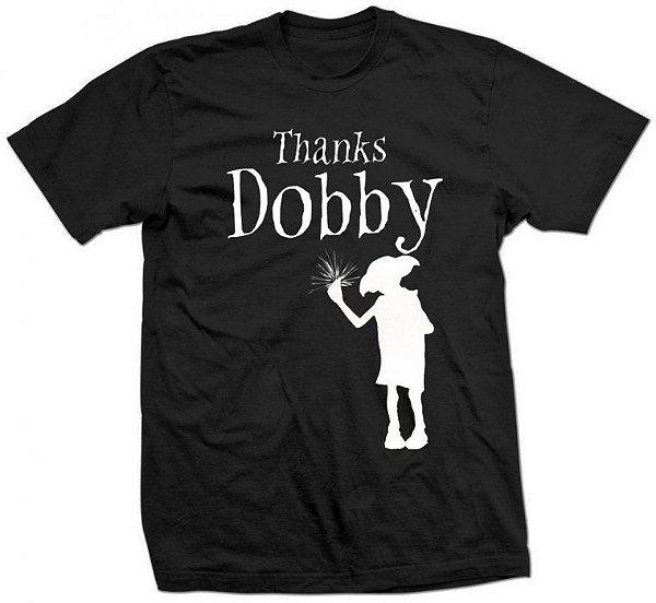Camiseta Harry Potter – Thanks Dobby
