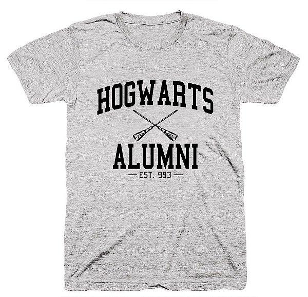 Camiseta Harry Potter – Hogwarts Alumni