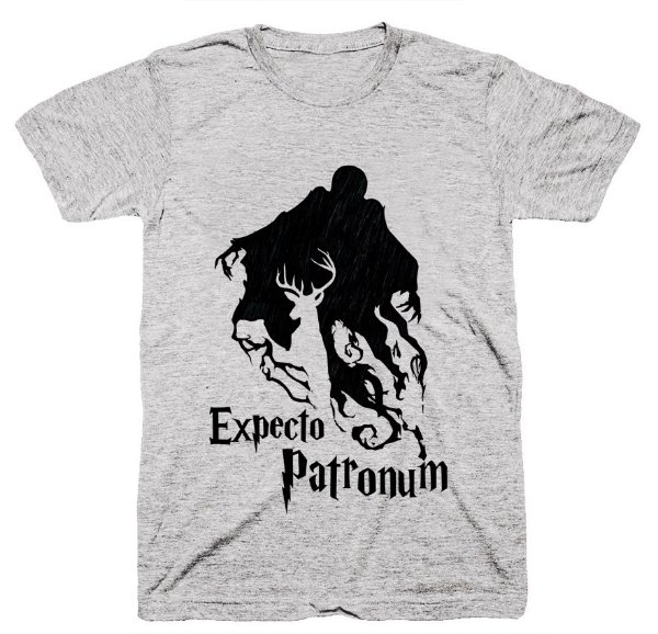 Camiseta Harry Potter – Expecto Patronum