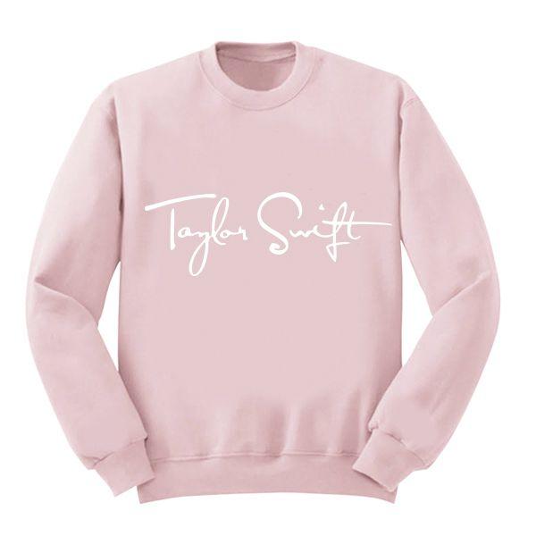 Moletom Taylor Swift – Logo –