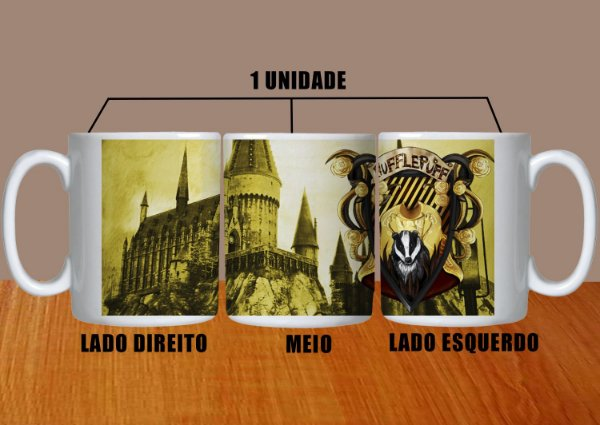 Caneca Harry Potter Mod 7