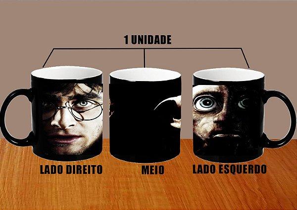 Caneca Harry Potter Mod 11