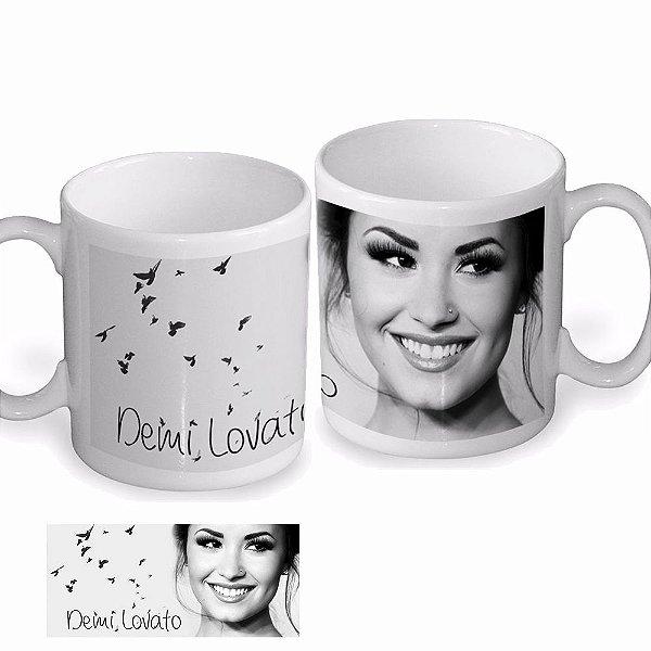 Caneca Demi Lovato – Modelo 9