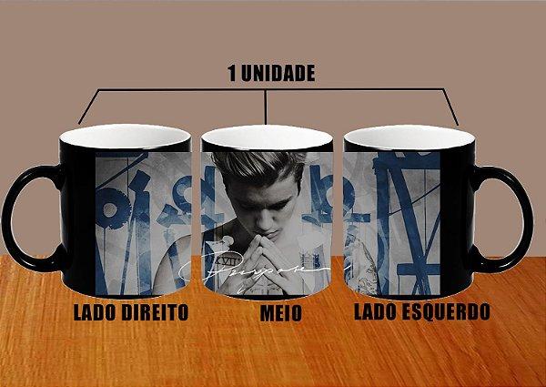 Caneca Justin Bieber – Modelo 12