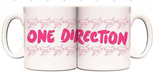 Caneca One Direction – Modelo 3